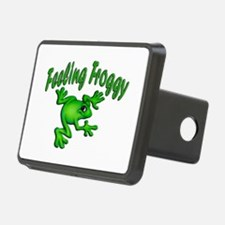 Feeling Froggy Hitch Cover