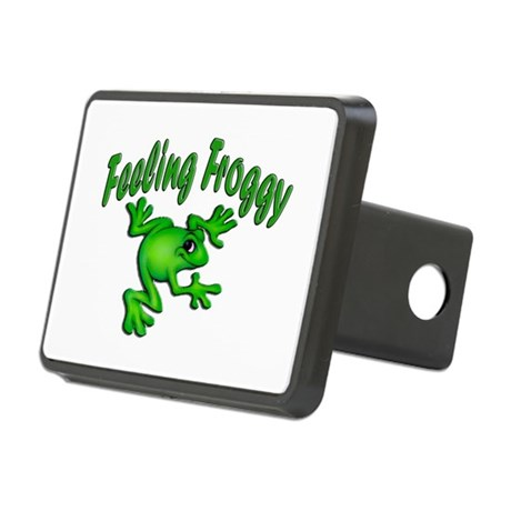 Feeling Froggy Rectangular Hitch Cover