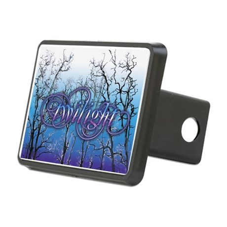 Twilight Forest Rectangular Hitch Cover