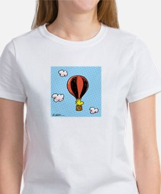 Up, Up, and Away! Women's T-Shirt