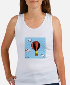 Up, Up, and Away! Women's Tank Top