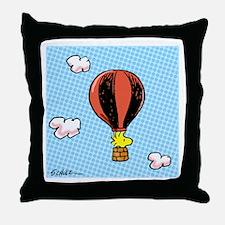 Up, Up, and Away! Throw Pillow