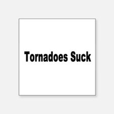 "tornado1.jpg Square Sticker 3"" x 3"""
