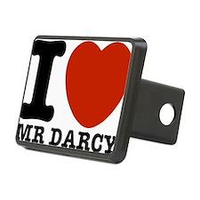 I Love Darcy - Jane Austen Hitch Cover