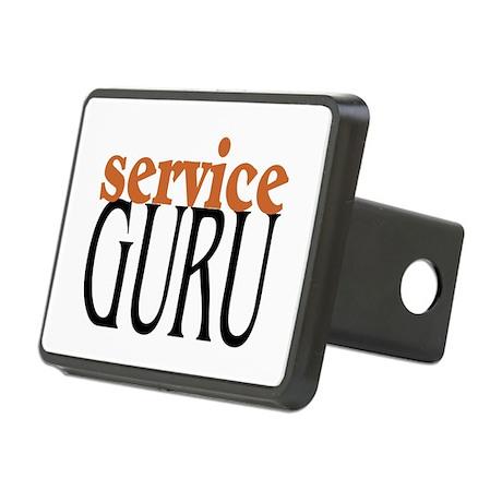 Service Guru Rectangular Hitch Cover