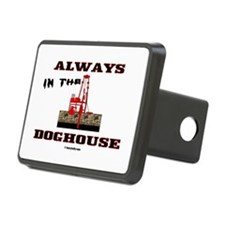 In The Doghouse Hitch Cover