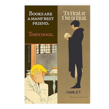 Friend/Hamlet Postcards (Package of 8)