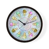 Ice cream clocks Basic Clocks