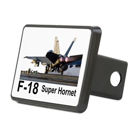 F-18 Super Hornet Rectangular Hitch Cover