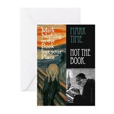Mark Not Greeting Cards (Pk of 20)