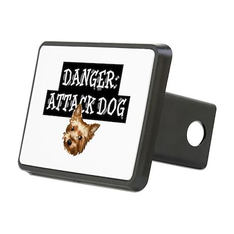 Danger! Rectangular Hitch Cover