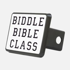 Biddle Bible Class Hitch Coverle)