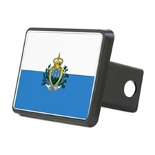 San Marino Flag Hitch Cover