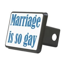 Marriage is so Gay Hitch Coverle)