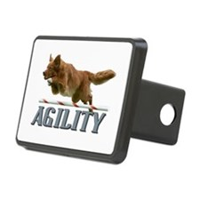 Toller Agility Hitch Cover
