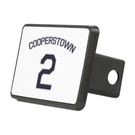 #2 - Cooperstown Rectangular Hitch Cover