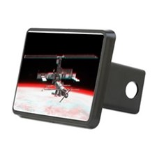 ISS in 3D Hitch Cover