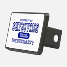 Skydiving University Hitch Cover