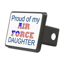 Air Force Daughter Hitch Cover