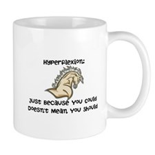 Just because you could doesnt mean you should Mug