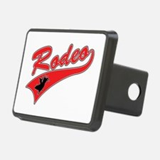 Rodeo (red) Hitch Cover
