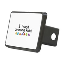 I Teach Amazing Kids Hitch Cover