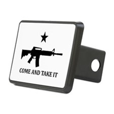 M4/AR15 COME AND TAKE IT Hitch Coverle