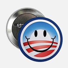 "Cute Pro obama lgbt 2.25"" Button"