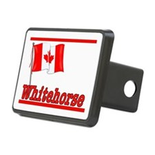 Canada Flag - Whitehorse Hitch Cover