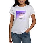Single Romance Novelist Women's T-Shirt