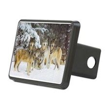 """Wolf Pack"" Hitch Cover"