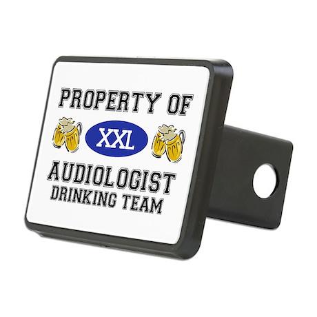 Property of Audiologist Drinking Team Rectangular