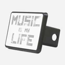 Music Is My Life Hitch Cover