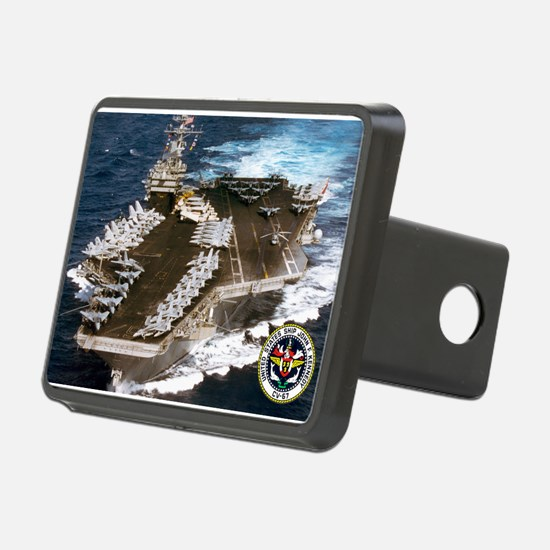 USS John F. Kennedy CV-67 Hitch Cover