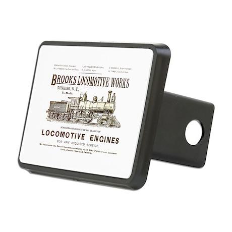 Brooks Locomotive Works Rectangular Hitch Cover