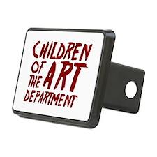 Children of the Art Departmen Hitch Cover