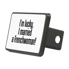 Married a Frenchwoman Hitch Cover