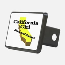 California Girl, Born & Raise Hitch Cover