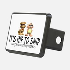 Hip To Snip Hitch Cover