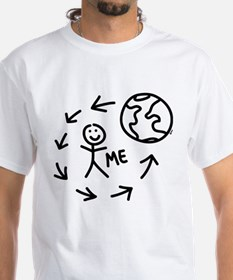 The World Revolves Around Me Shirt