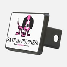 Save the Puppies Hitch Coverle)