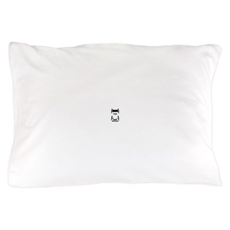 Real Friend.png Pillow Case