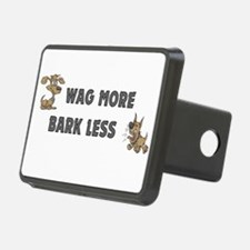 Bark Less Hitch Cover