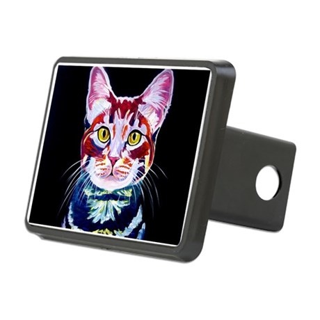 Cat #14 Rectangular Hitch Cover