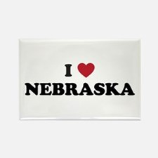 Nebraska.png Rectangle Magnet