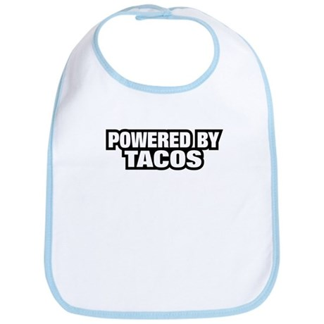 POWERED BY TACOS Bib