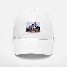 Dump Truck #1 Baseball Baseball Cap