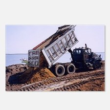 Dump Truck #1 Postcards (Package of 8)