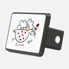 I love you Angel Hitch Cover