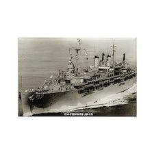 USS PIEDMONT Rectangle Magnet